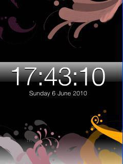 Nokia Abstract Mobile Theme