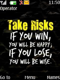 Risk Mobile Theme