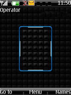 Animated Squar S40 Nokia Theme Mobile Theme
