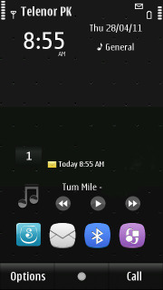 Microdots Mobile Theme