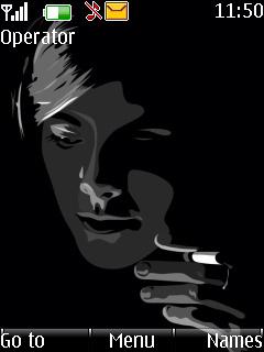 Smoker Mobile Theme