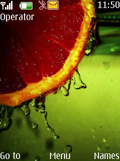 Juice Mobile Theme