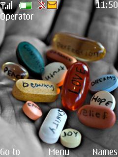 Medicines Mobile Theme