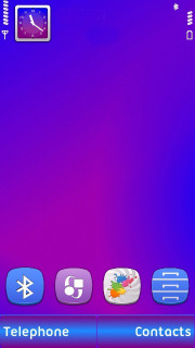Blurple 5th Mobile Theme