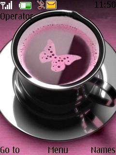 Tea S40 Theme Mobile Theme