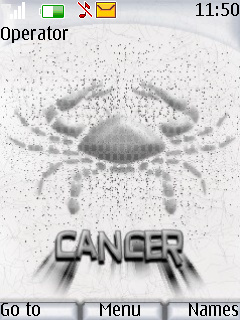 Cancer Mobile Theme