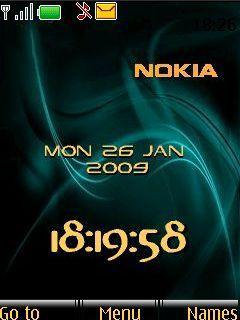 Nokia Decent Mobile Theme