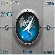 Dragon Mobile Theme