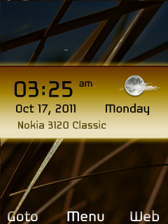 Nokia Live Mobile Theme