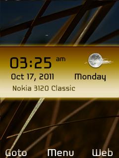 Nokia Live Mobile Theme
