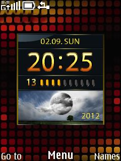 Mosaic Nokia Theme Mobile Theme