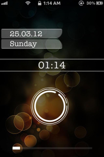Inspired Circles Ls Mobile Theme