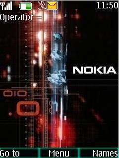 Nokia With Tone Mobile Theme