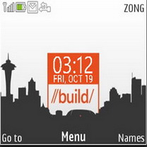 Build Windows Mobile Theme