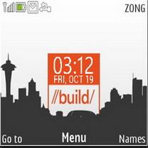 Build Windows Mobile Theme