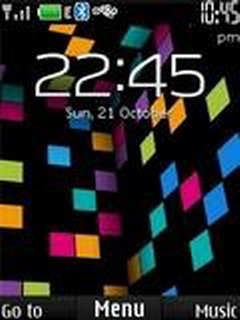 Lumia Mobile Theme