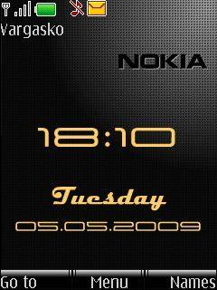 Nokia Modern Mobile Theme