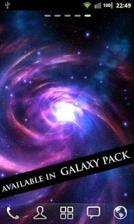 Colors Galaxy For Android Theme Mobile Theme