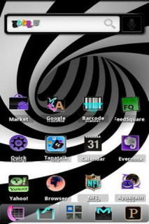 Whirlpool Icons For Android Theme Mobile Theme