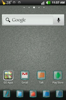Grey Alloy For Android Theme Mobile Theme