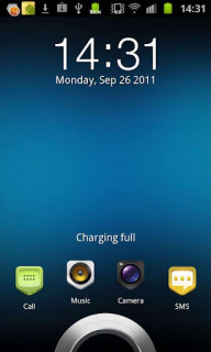 Blue Magic For Android Theme Mobile Theme