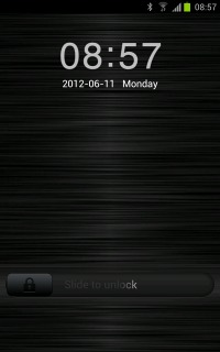 Back Clock Locker For Android Theme Mobile Theme