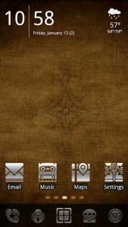 Wall Wood Design For Android Theme Mobile Theme