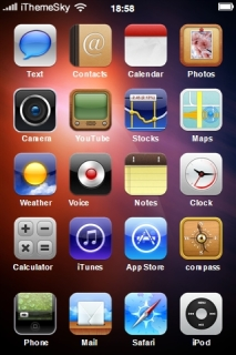 Abstract Background Colors IPhone Theme Mobile Theme