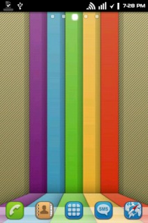 IPhone Colors Absract Android Theme Mobile Theme