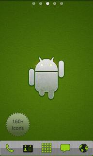 Android Green Free Apk Theme Mobile Theme
