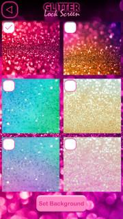 Glitter Free Android Theme Mobile Theme