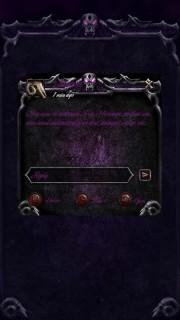 Devil Purple View Free Android Theme Mobile Theme