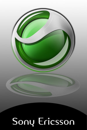 Green Sony Ericsson Mobile Theme