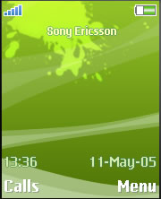 Fresh Green Theme Mobile Theme