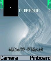 Nokia 6600 Theme Mobile Theme