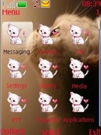 Kitty3 Mobile Theme