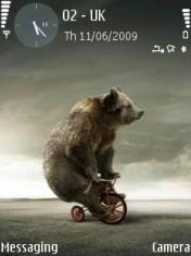 Bear Mobile Theme