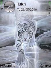 Tiger Spirit Mobile Theme