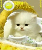 Yellow Cute Animate Mobile Theme