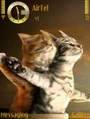 Titanic Cats Mobile Theme