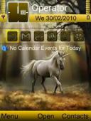 Unicorn Theme Mobile Theme