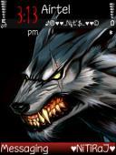 Wolf Theme Mobile Theme
