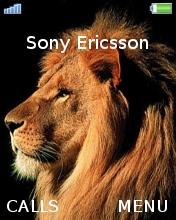 Lion Theme Mobile Theme