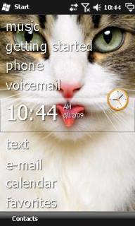 Cat Htc Theme Mobile Theme
