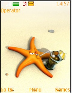 Starfish Mobile Theme
