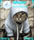 Rap Cat Mobile Theme
