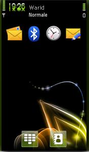 Nokia_Gold_Ahmed_Nazi Mobile Theme