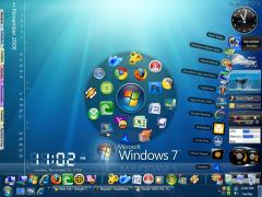 Windows 7 Theme By Salman Mobile Theme