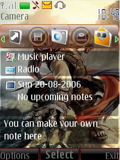 Prince Of Persia Mobile Theme
