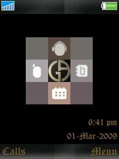 Flash Armnani Mobile Theme